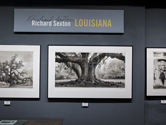 """Richard Sexton: Louisiana"" on view at A Gallery for Fine Photography in New Orleans, March 30 to July 1, 2017"