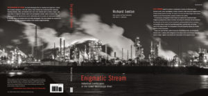 Enigmatic Stream, wraparound cover