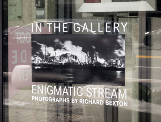 Enigmatic Stream Exhibit Opens at Leica Store Miami