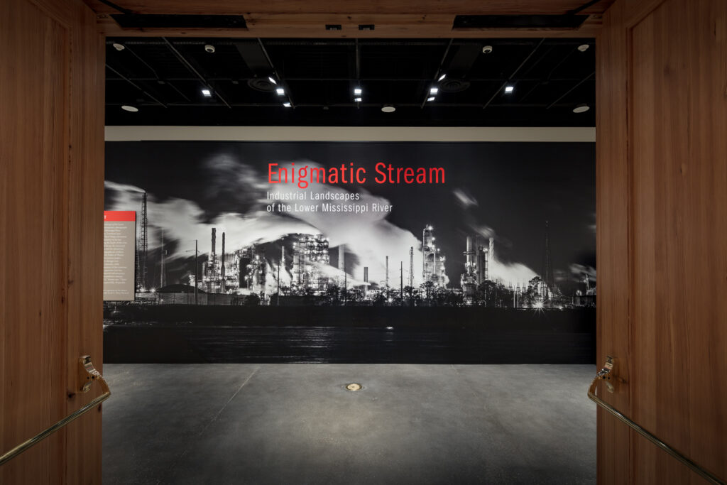 Enigmatic Stream Exhibit